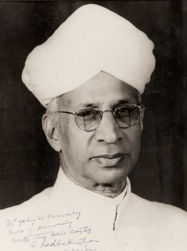 डॉ. सर्वपल्ली राधाकृष्णन की जीवनी Dr. Sarvepalli Radhakrishnan Biography inHindi